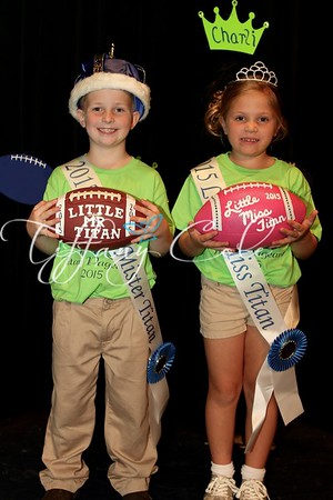 2015 Little Miss and Little Mr Titan