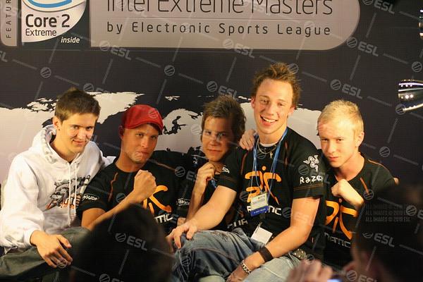 Intel Extreme Masters Global Challenge Los Angeles 2007