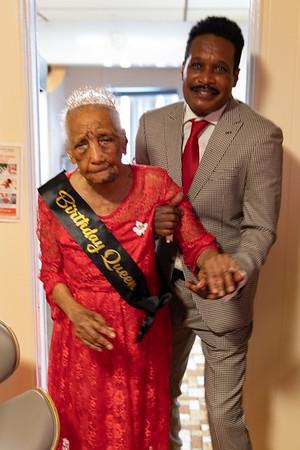 Grandma 101st