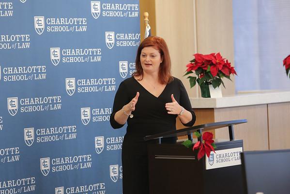 Charlotte School of Law Graduation December 2013
