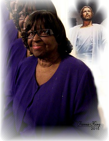 Sis. Fannie King *GOSPEL SINGING ANNIVERSARY*