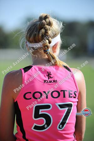 U16 - Coyotes vs Denver Field Hockey Club - Black