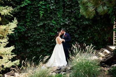 Tyler and Kaleena Wedding Ceremony and Reception at Fox Canyon Vineyards in Marsing, Idaho