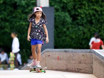 Skate Days at Maya Chiang Mai