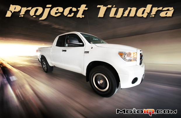 MotoIQ's project toyota tundra