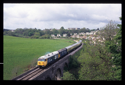 Paignton & Dartmouth Diesel Gala 1996
