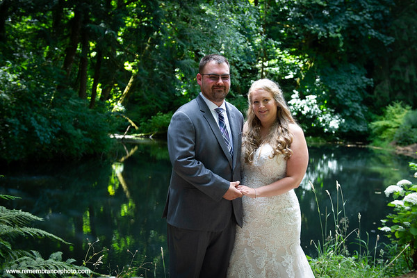 Heather & David, Horning's Hideout, August 1