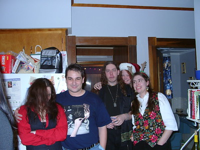 Holiday Party 2002