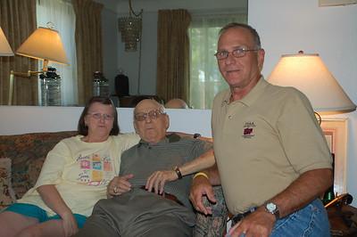 2006 KLAMMER FAMILY WITH ANDREW RABATIN VISIT