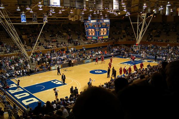 2005-11-04 Duke Basketball - Concordia