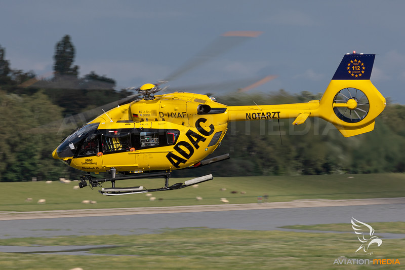 ADAC Luftrettung / Airbus Helicopters H145 / D-HYAF