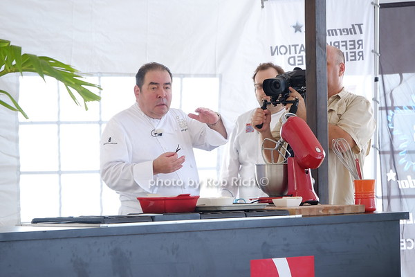 Essential BAM with Chef Emeril Lagasse on 1-12-18. all photos by Rob Rich/SocietyAllure.com ©2017 robrich101@gmail.com 516-676-3939