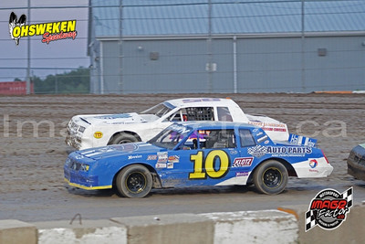 Ohsweken Speedway- July 5th