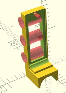 radiator CAD