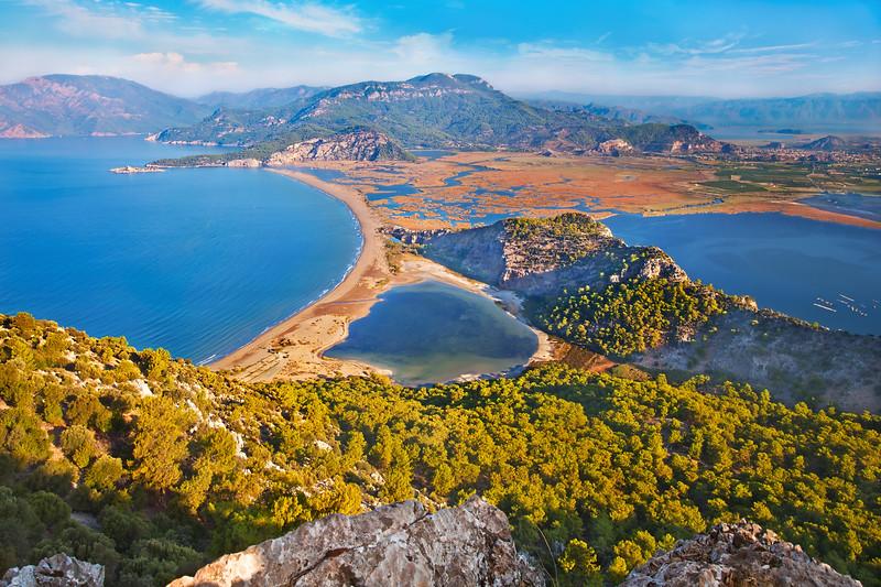 Dalyan Turkey Viewpoint