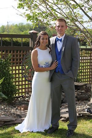 Morgan's Prom 2016