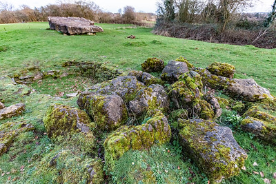 Tinkinswood Burial Chambers - Set 2