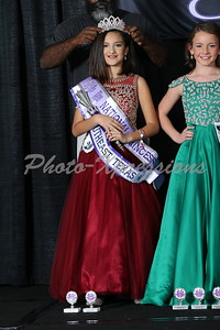 Junior Teen & Miss Crowning