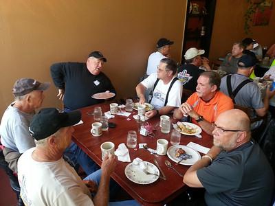 2013 8/11 Cappy's Cafe in Bonham