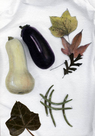 Epicurean Delights: Hand-Painted Photographs of the Delectible and Delicious