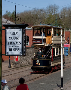 Crich Tramway Museum