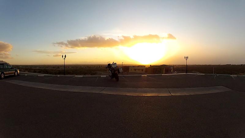 A New Sunset - 5 November 2011
