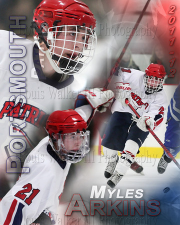 Hockey Sports Posters