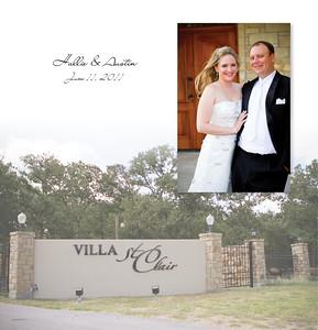 Hallie & Austin - Wedding Album 3