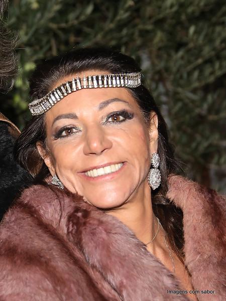 60 anos de Luzia Santhana