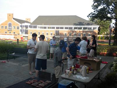 Young Alumni College Barbecue