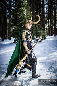 Loki (Bekalou) from Marvel's The Avengers