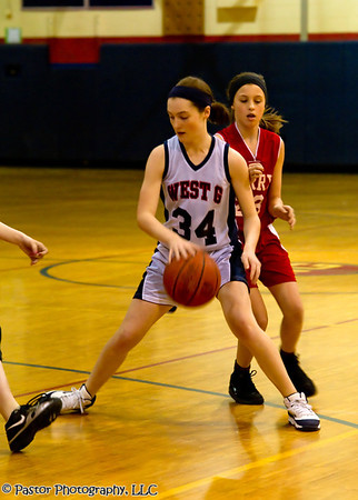 Girls 7th Grade Basketball