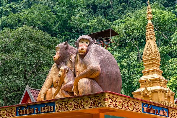 Monkey Cave