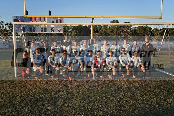 Boys JV Soccer 11.27.18