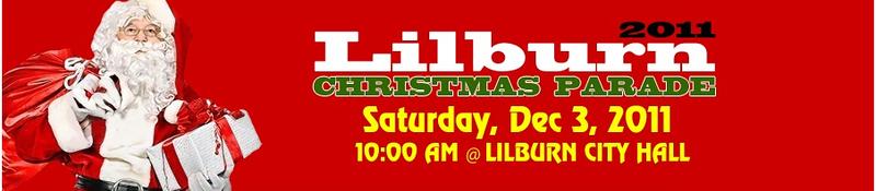 Lilburn Christmas Parade 2011