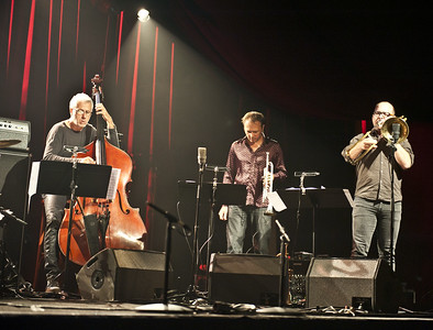 19 août - Marc Ducret Trio + 3 - Metatonal  - Malguénac