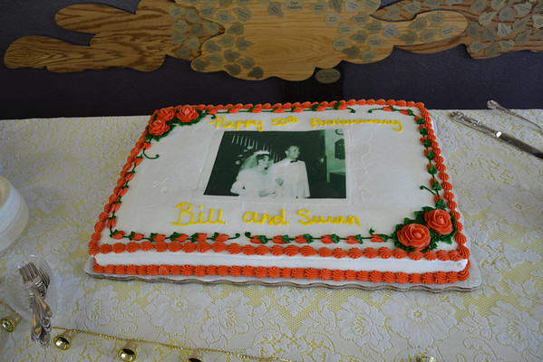 William and Susan Kammerer 50th Anniversary