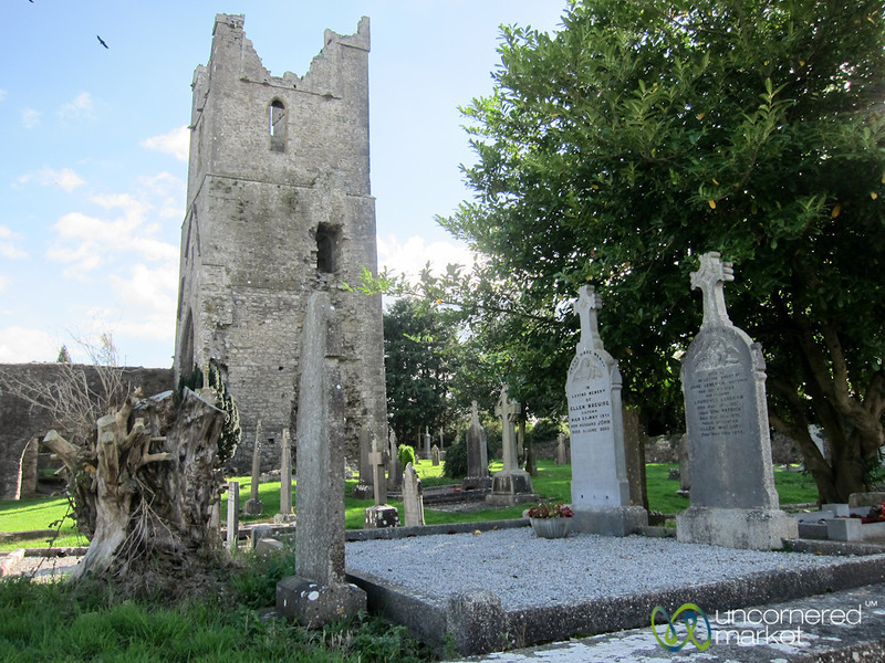 St. Mary's Abbey and Cemetery - Duleek, Ireland