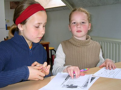 Leren van en met elkaar