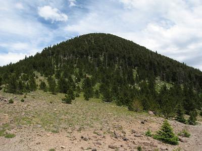 Doyle Peak - Jul. 11, 2009
