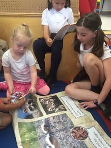 Voyagers Reading Buddies [September 2015]
