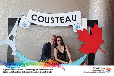 20 Years Cousteau