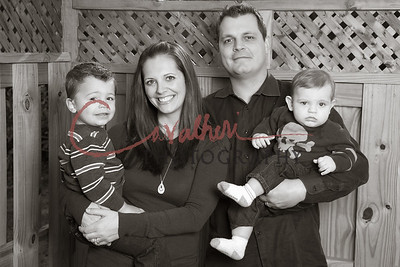 Galentine Family