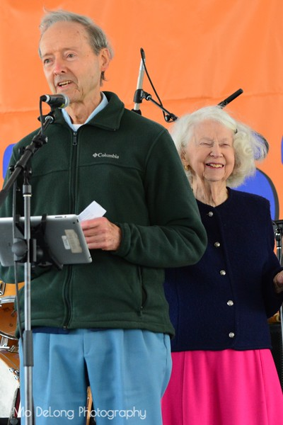 Lloyd Licher and Inga Gilbraith