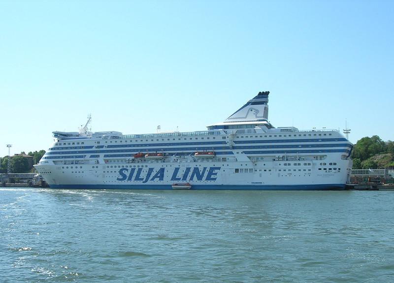 2006 - SILJA SYMPHONY in Helsinki.