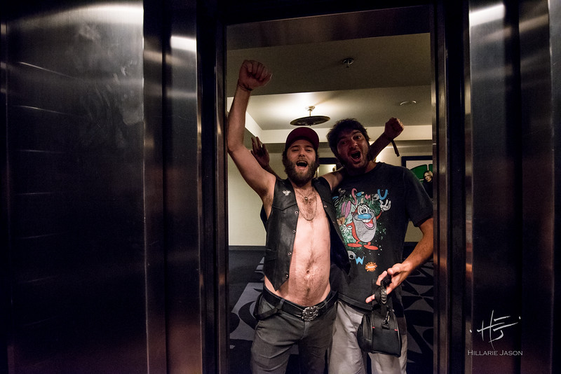 Psycho Las Vegas, Hard Rock Hotel and Casino, Las Vegas, NV 8/28/2016