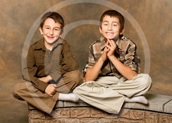 TJ and Matthew 2011