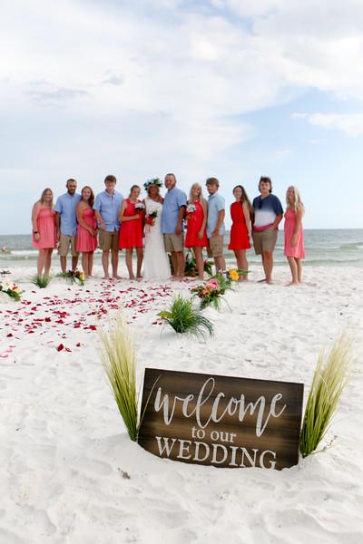 Tropical Wedding 6/25/21