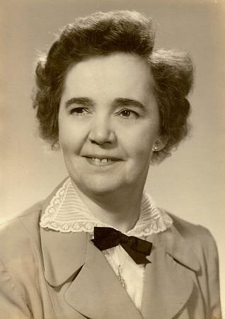 Mary (Mae) Fennell 1900- 1980