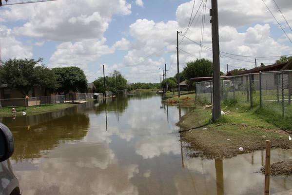 July 7, 2010 La Joya Flooding